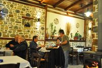 TAVERNA O PATIS, PELION GREECE, TEL. 24260-22202